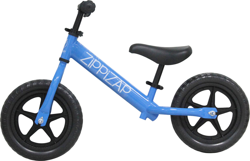 blue zippizap balance bike